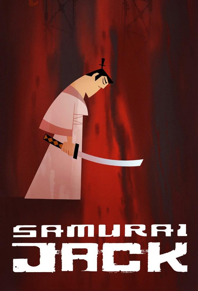 სამურაი ჯეკი / samurai jack