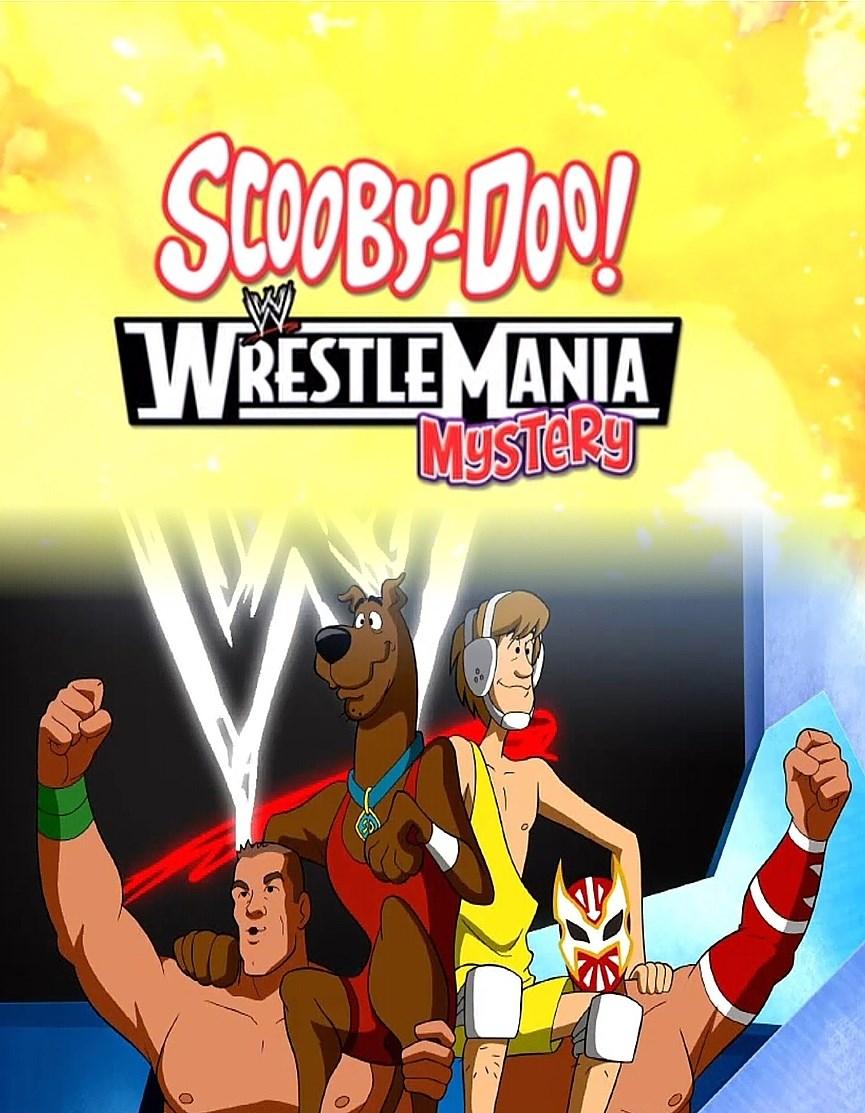 Scooby Doo Wrestlemania Mystery