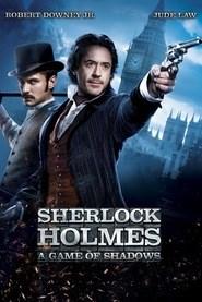 تحميل فيلم الحركه و الغموض Sherlock Holmes A Game of Shadows 2011 مترجم