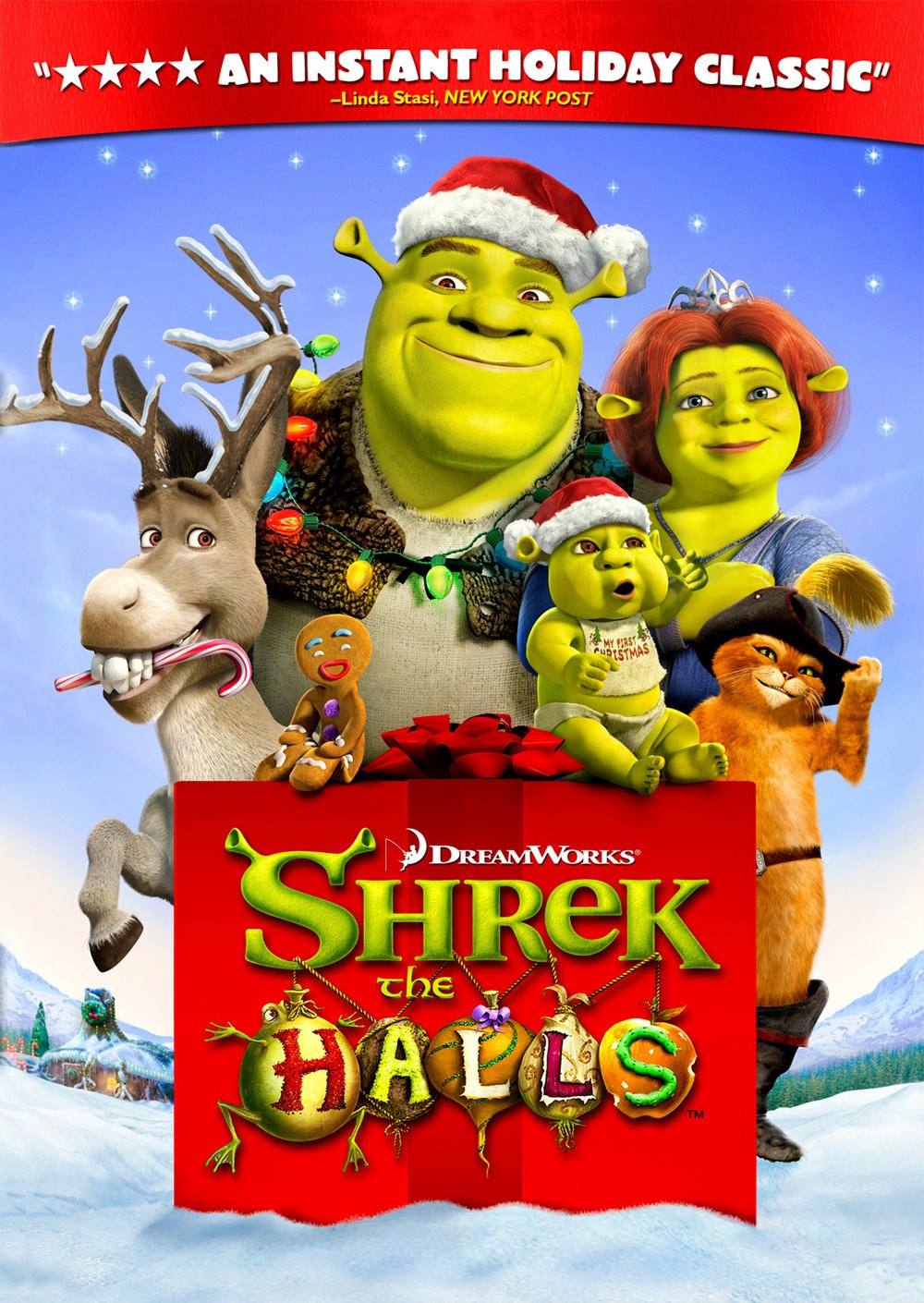 an analysis of the movie shrek Eddy murphy says that playing donkey was his best performance and shrek is his best movie he's done loosely based on william steig's children's book of the same name.