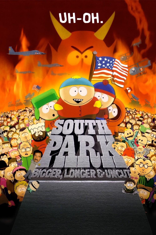 South Park: Bigger, Longer and Uncut (1999) Review - Distinct Chatter