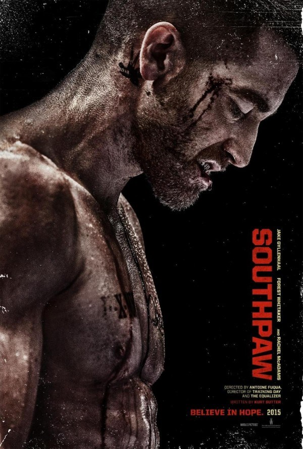 Southpaw (2015) BluRay 1080P DFG-YIFY