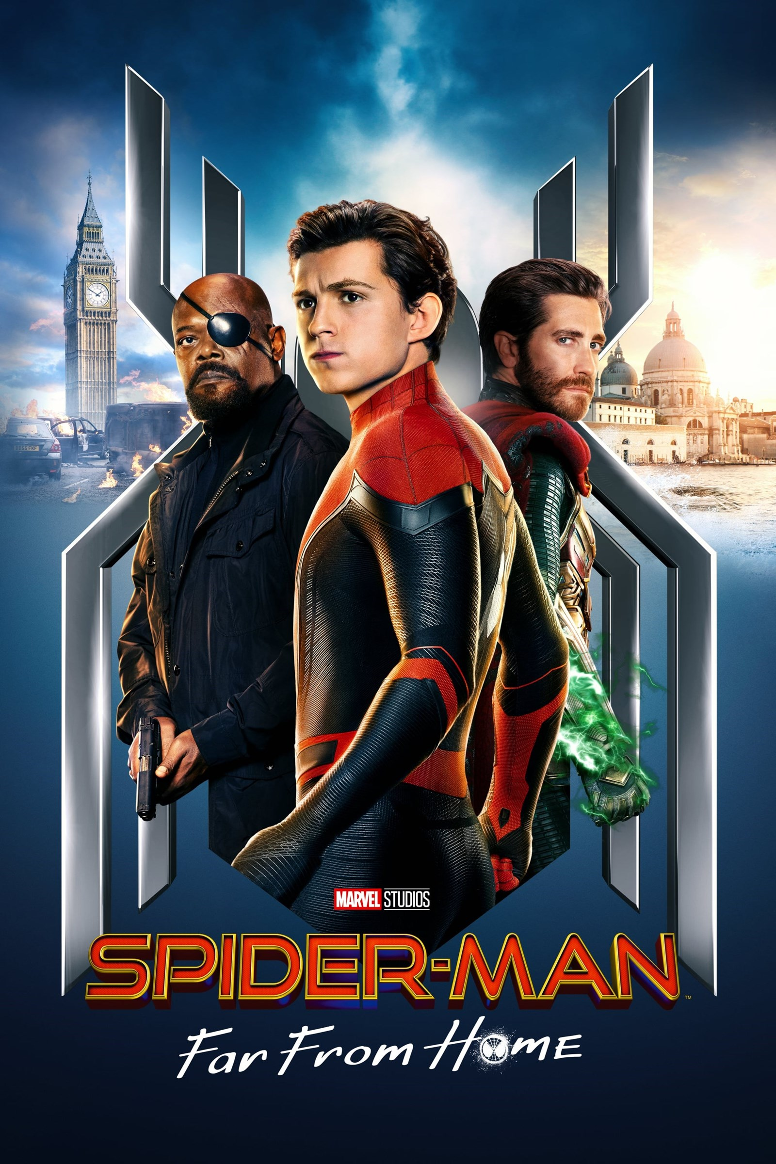 Image result for Spider-Man: Far from Home (2019)