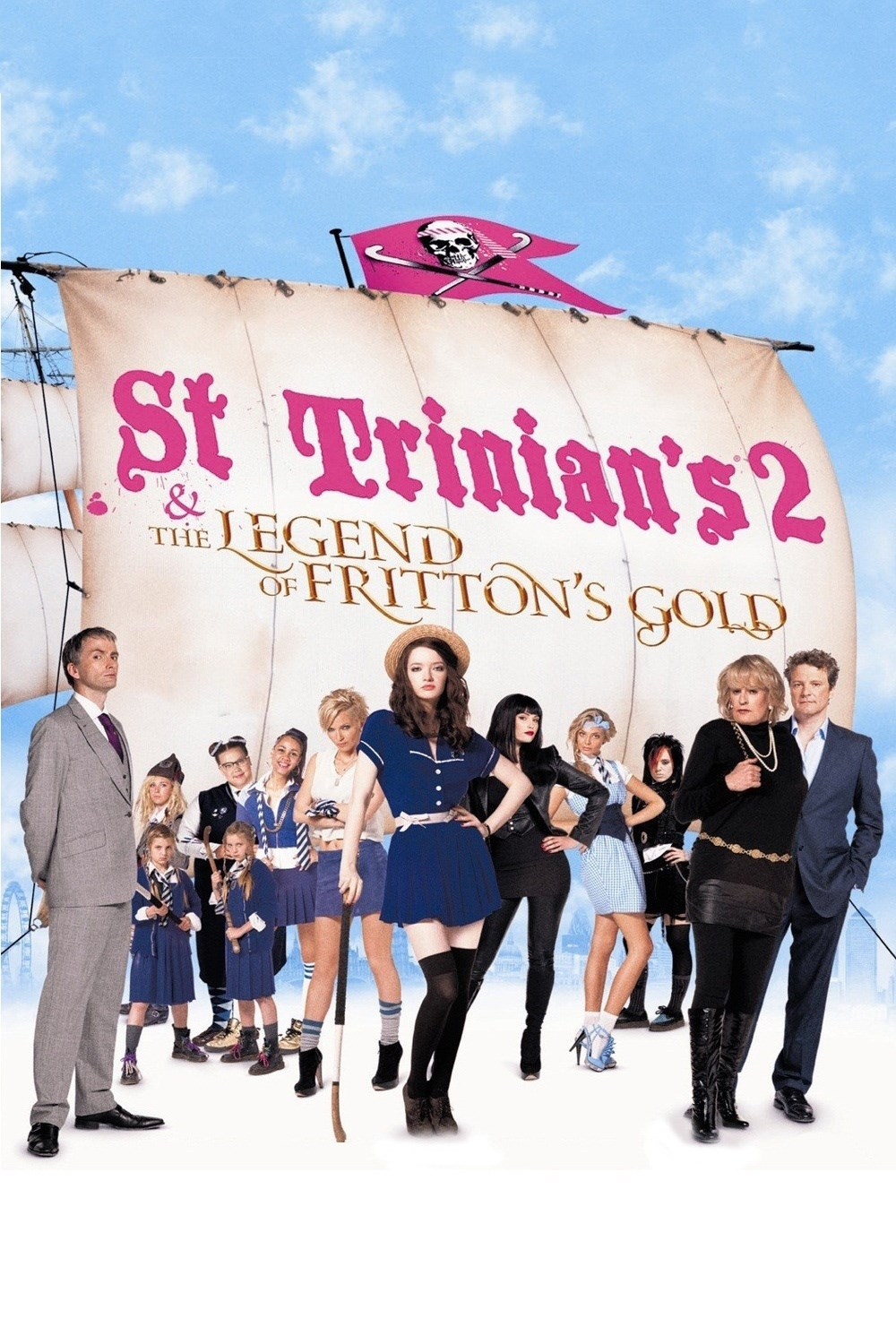 St Trinian s 2 The Legend of Fritton s Gold - IMDb