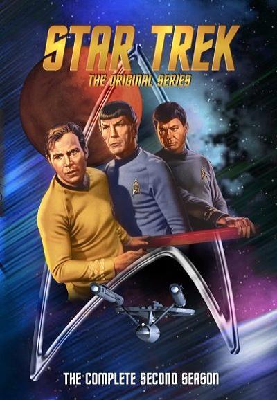 """Résultat de recherche d'images pour """"STAR TREK  original SEASON 2 series poster"""""""