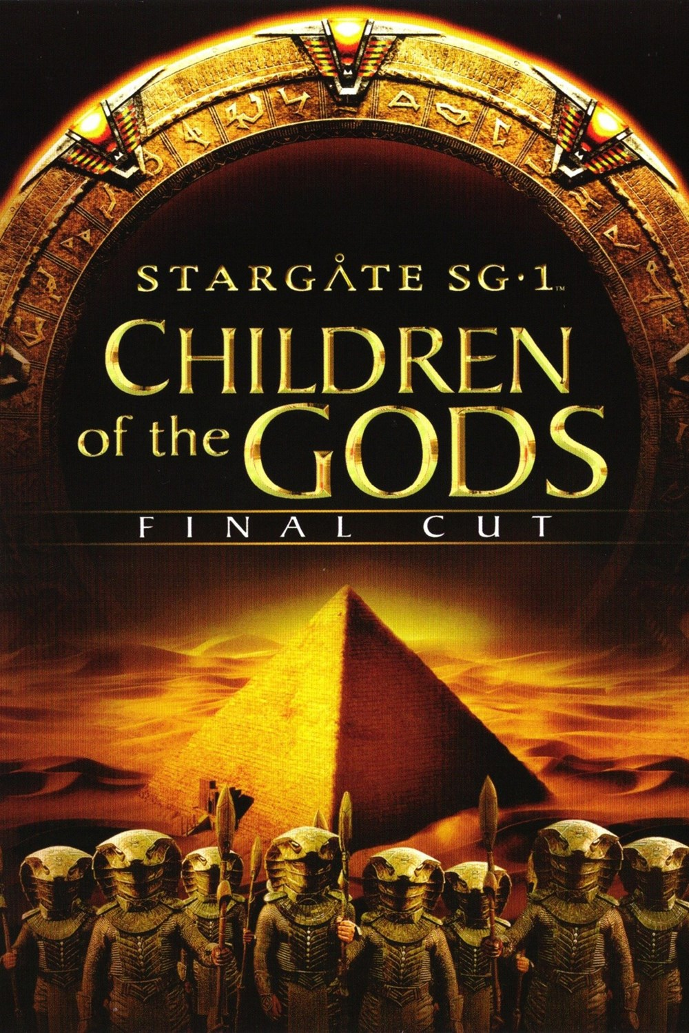 Subscene - Stargate SG-1: Children Of The Gods - Final Cut