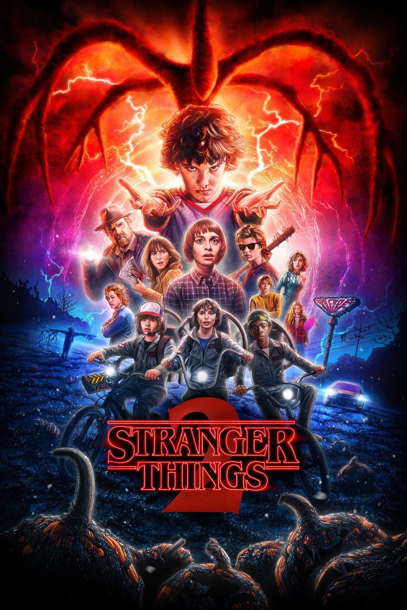 Subscene - Stranger Things - Second Season English subtitle