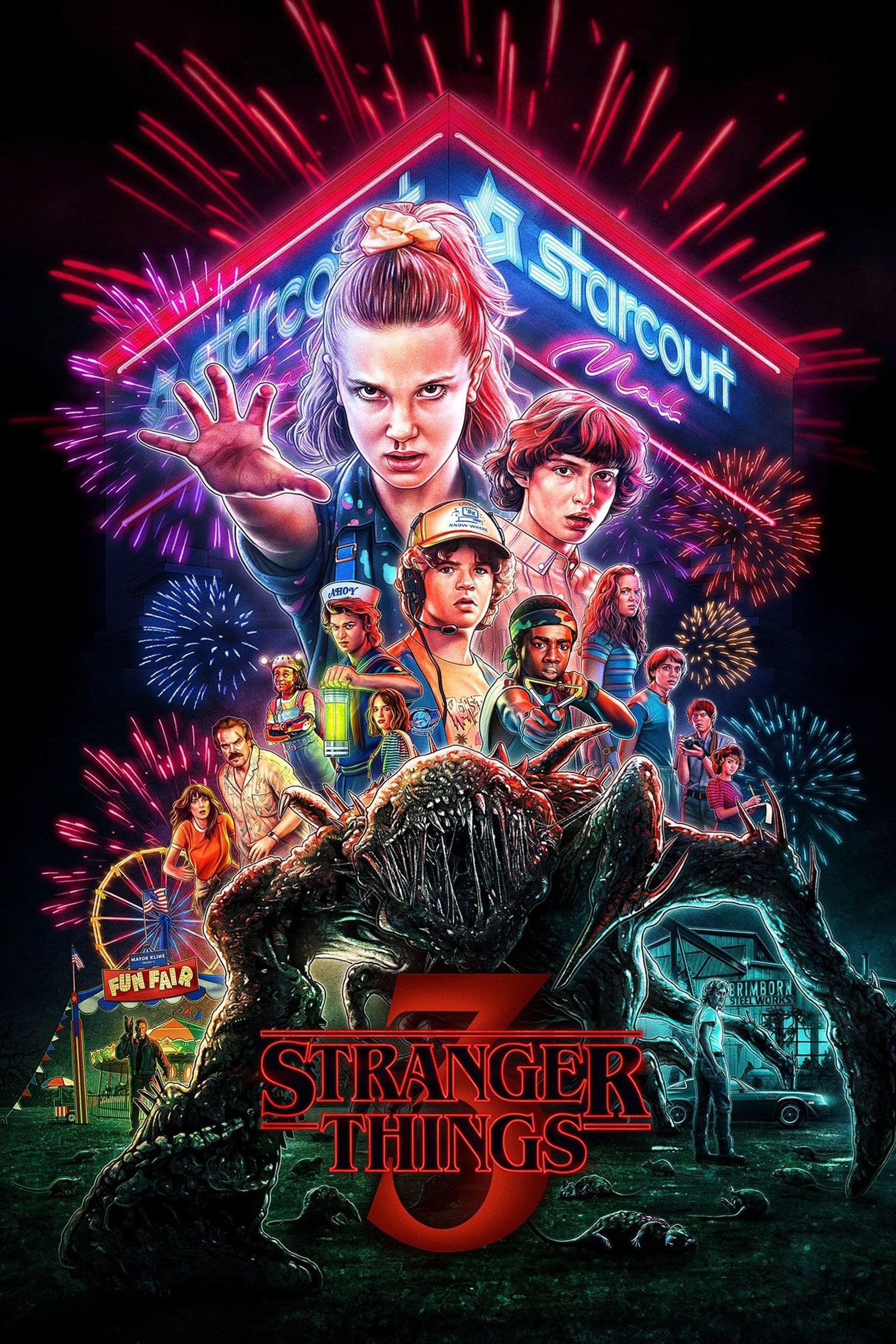 Subscene - Subtitles for Stranger Things - Third Season