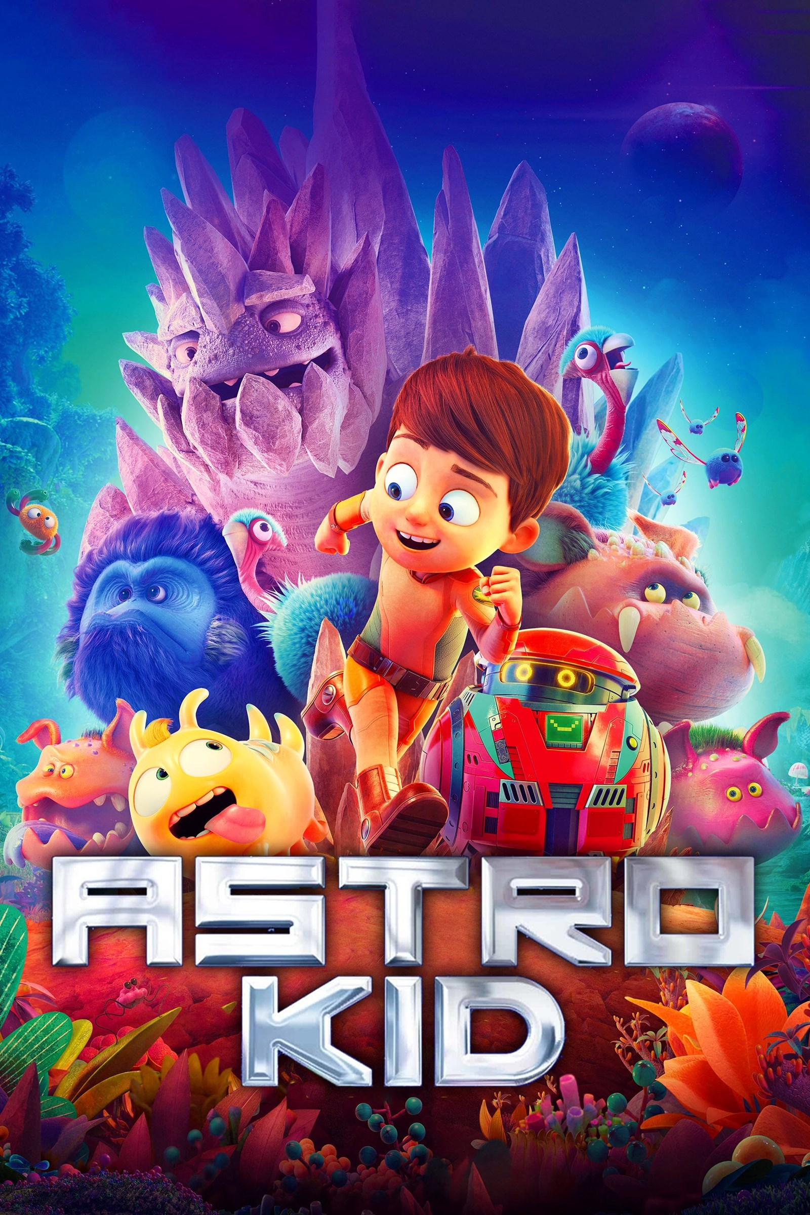 Astro Kid (2019) English Blu-Ray - 480P | 720P - x264 - 300MB | 800MB - Download & Watch Online With Subtitle Movie Poster - mlsbd