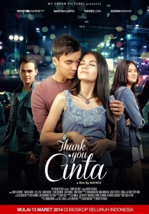 Thank You cinta 2014