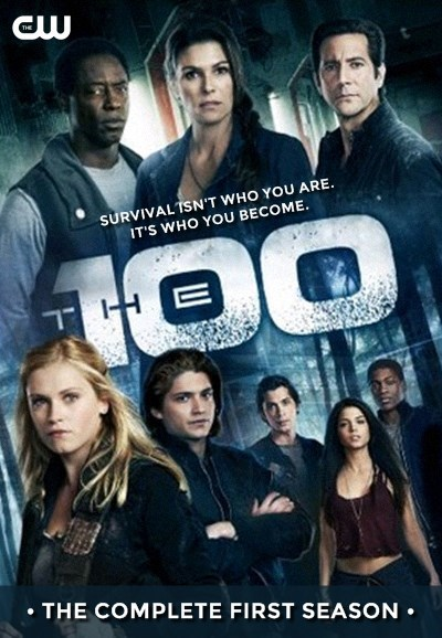 The 100 English subtitles