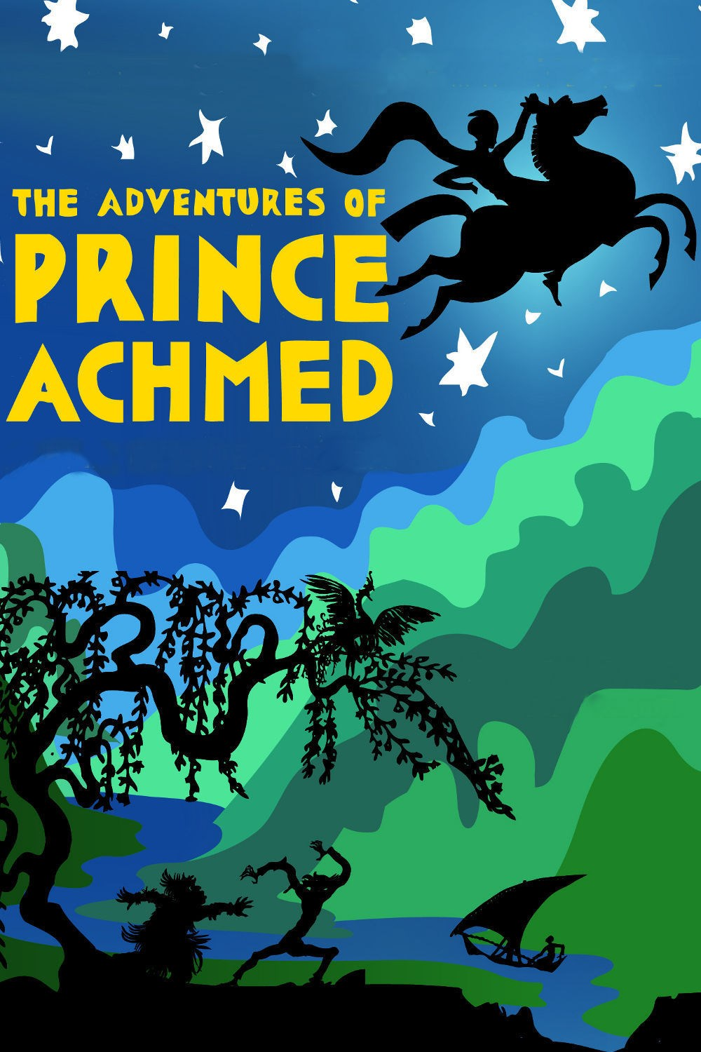 Gif maudit lotte reiniger the adventures of prince achmed.