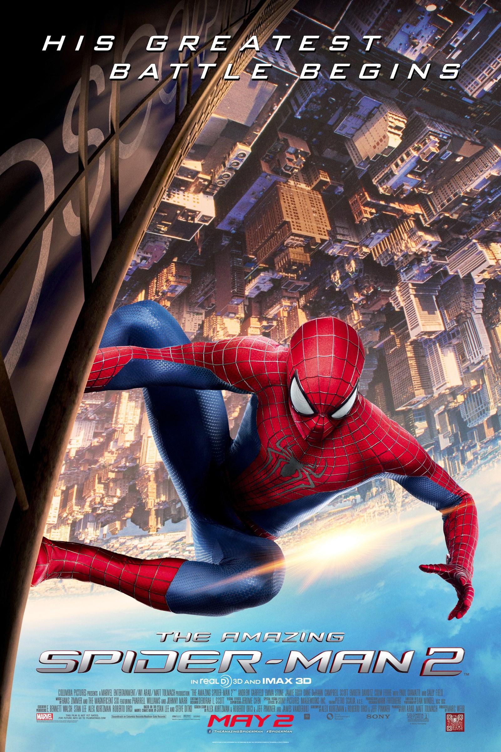 subscene - the amazing spider-man 2 arabic subtitle
