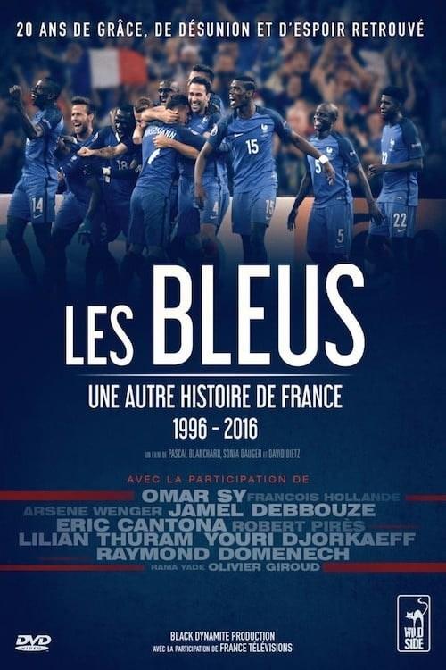 Image result for les bleus, une histoire de france poster