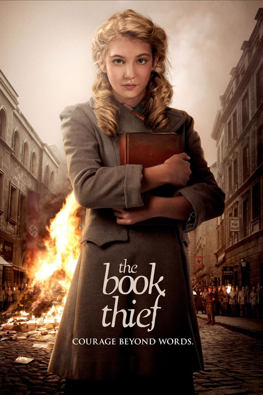book thief Use this list of challenging and interesting vocabulary as a staple in your unit for the book thief students should find definitions and write example sentences for each word.