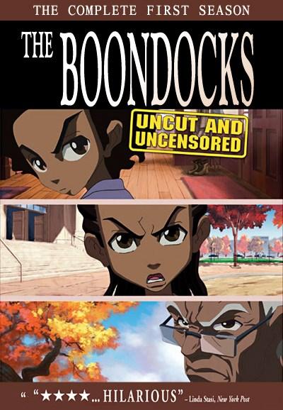 Subscene the boondocks first season swedish subtitle - Boondocks season download ...
