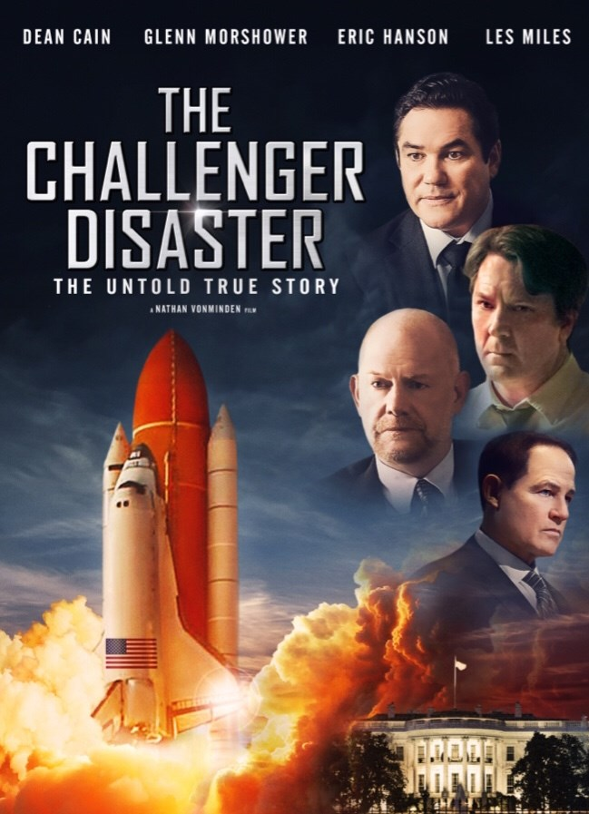 The.Challenger.Disaster.2019.HDRip Hollywood Movie 700MB Download