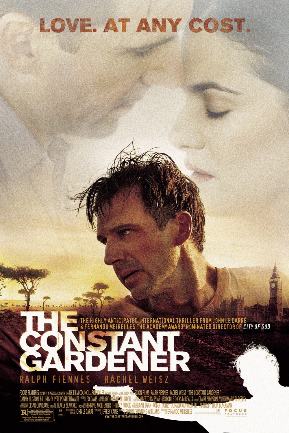 constant gardener theme essay The constant gardener is a 2001 novel by british author john le carré the  novel tells the story of justin quayle, a british diplomat whose activist wife is.