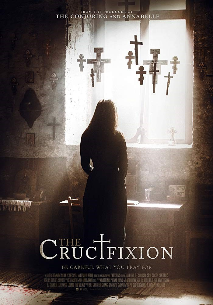 Subscene - The Crucifixion Arabic subtitle
