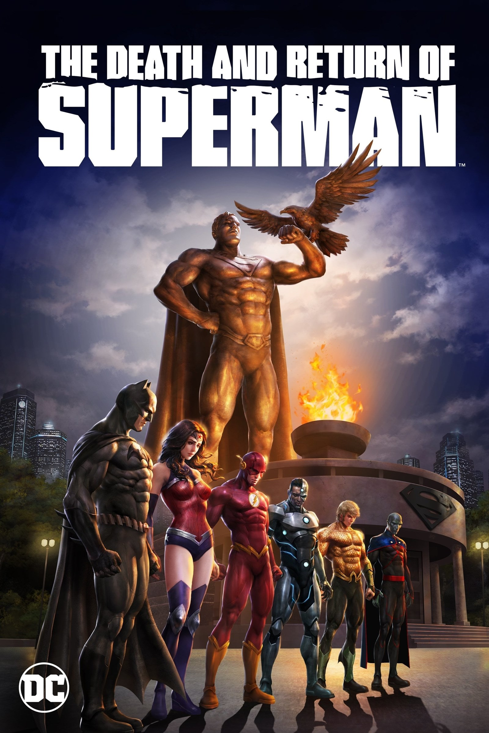 The Death Of Superman 2019