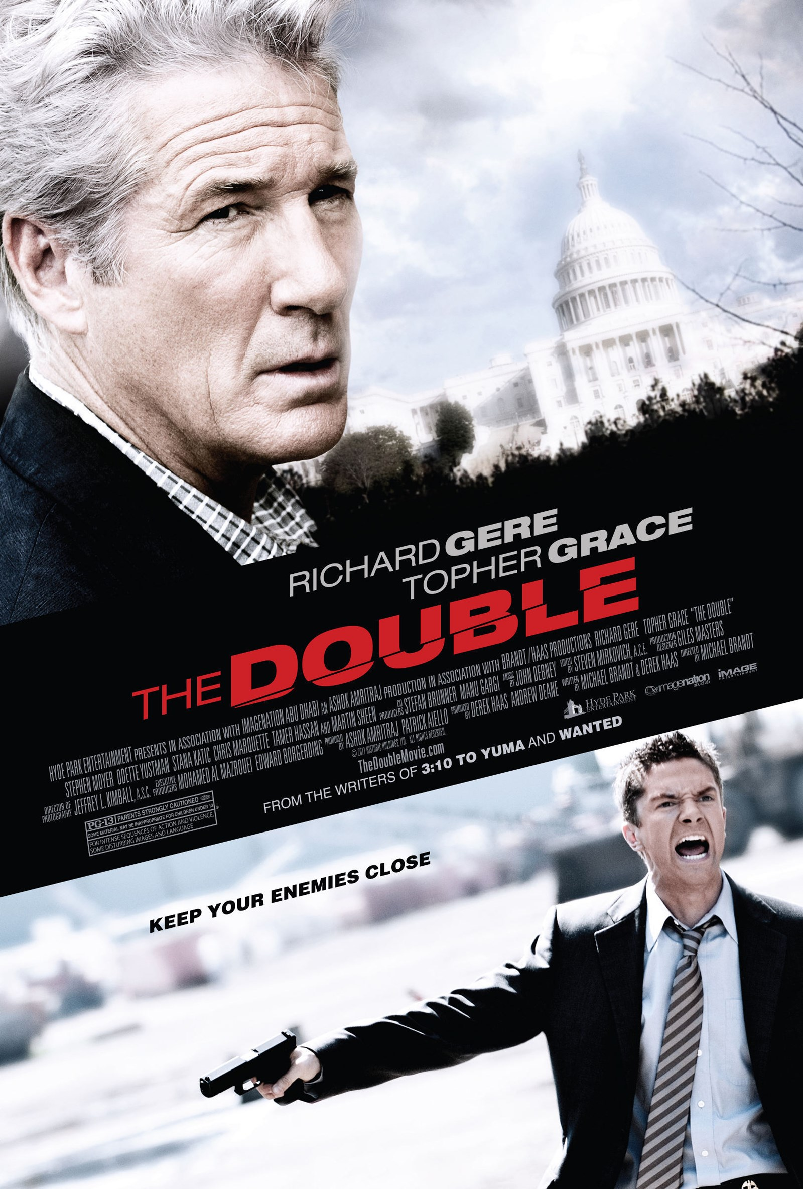 the double A retired cia operative is paired with a young fbi agent to unravel the mystery of a senator's murder, with all signs pointing to a soviet assassin.