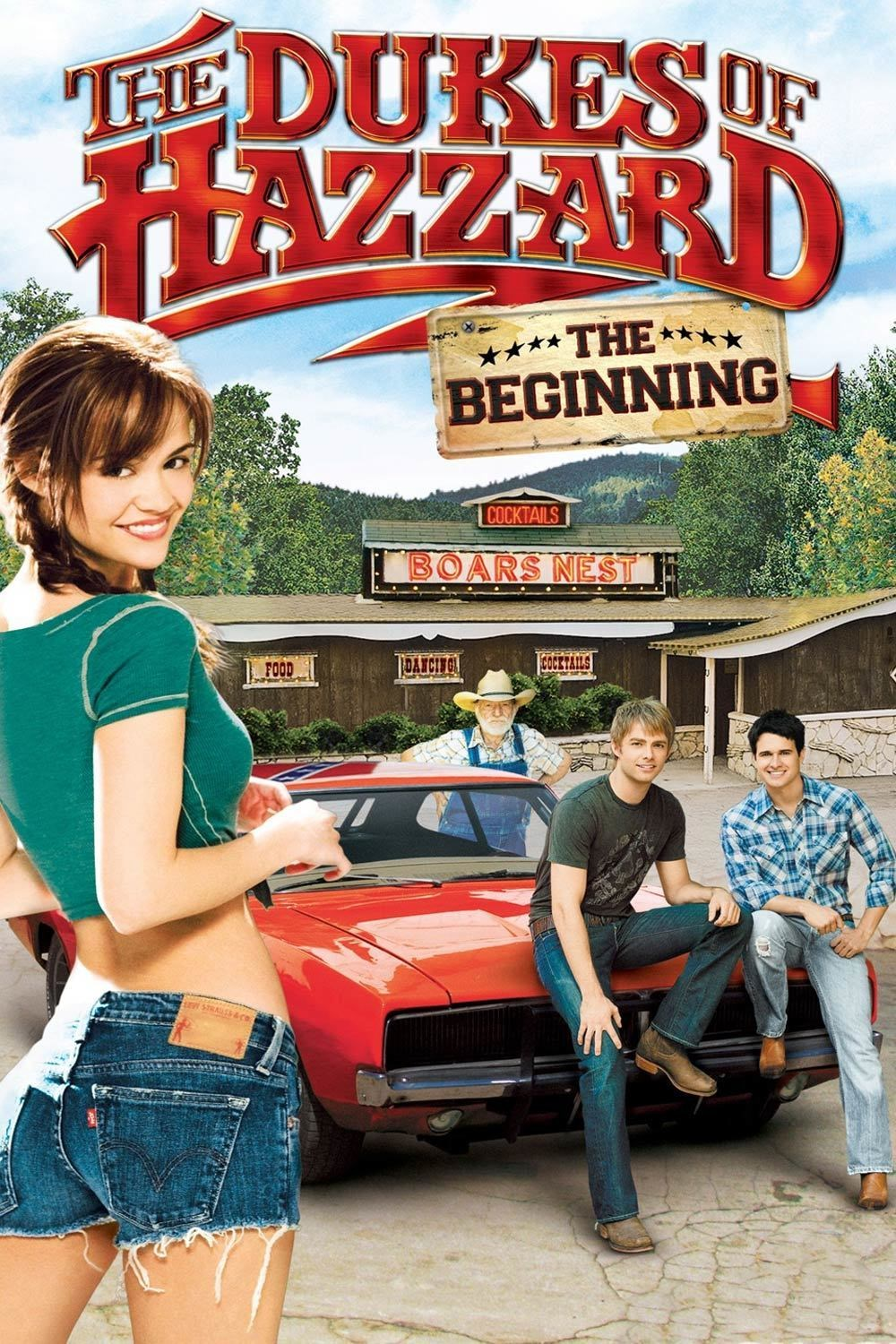 The Dukes of Hazzard The Complete First and Second Seasons Details