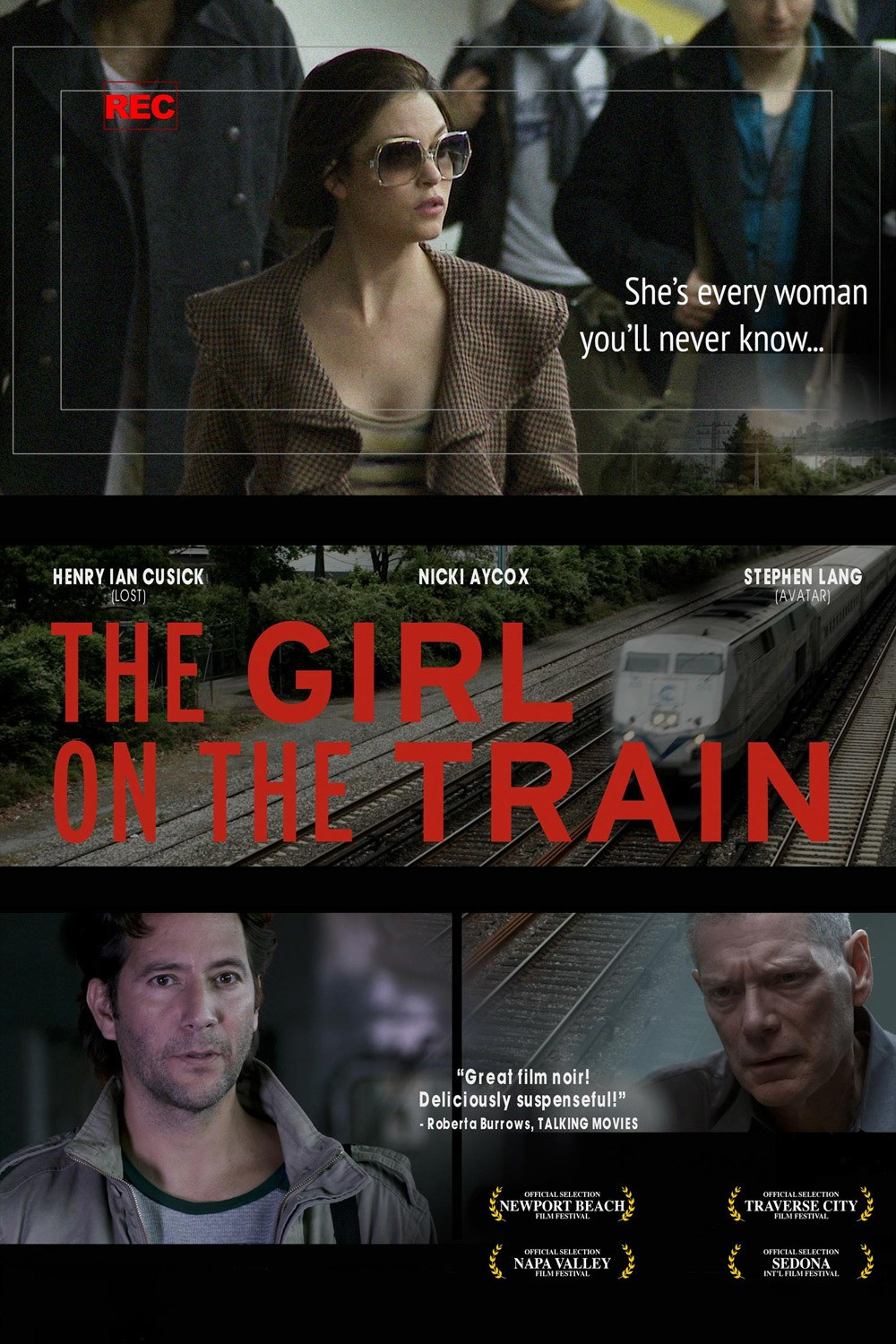 The Girl on the Train YIFY subtitles - details
