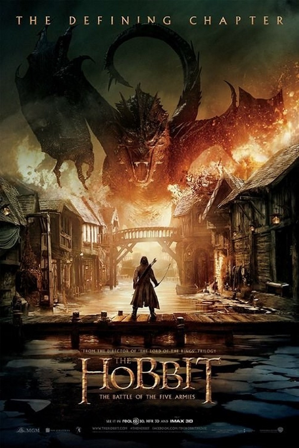 Subscene - The Hobbit: The Battle of the Five Armies ...