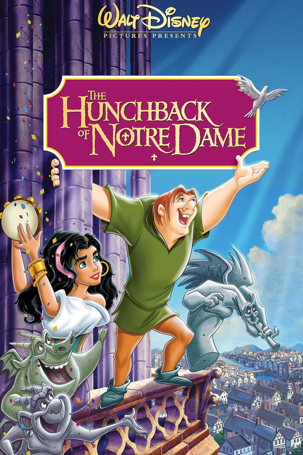 an analysis of the topic of the hunchback of notre dame Immediately download the the hunchback of notre dame summary, chapter-by-chapter analysis, book notes, essays, quotes, character descriptions, lesson plans, and more - everything you need for studying or teaching the hunchback of notre dame.