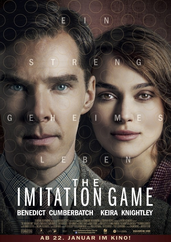 Image result for The Imitation Game (2014)