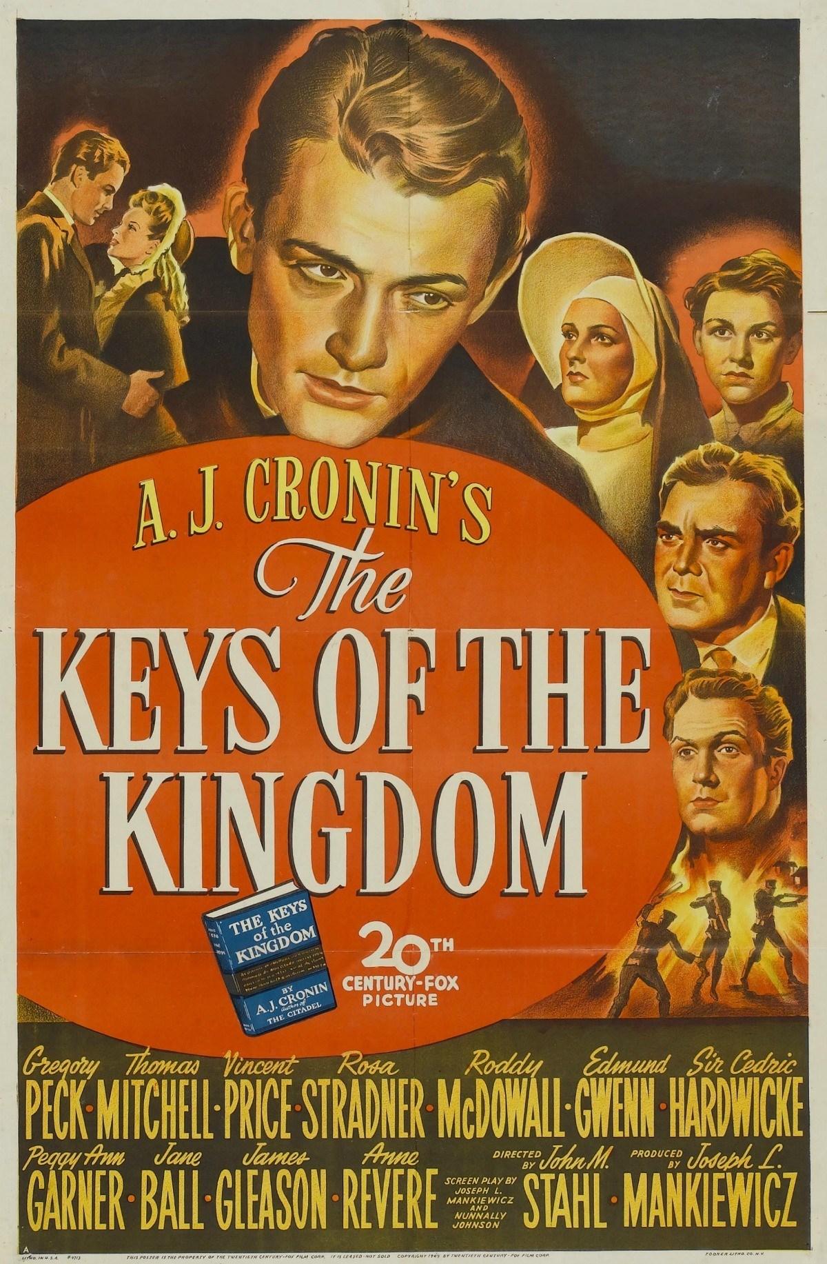 subscene the keys of the kingdom english subtitle