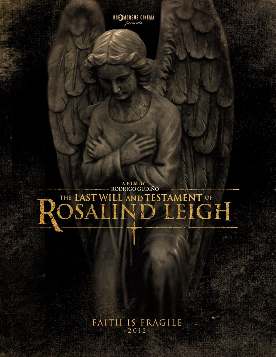 Risultati immagini per the last will and testament of rosalind leigh poster