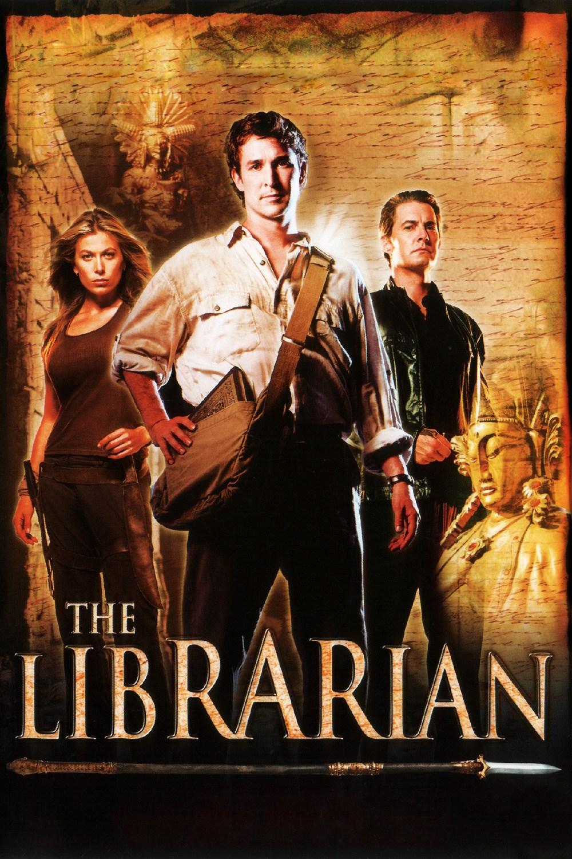 Risultati immagini per The Librarian 1