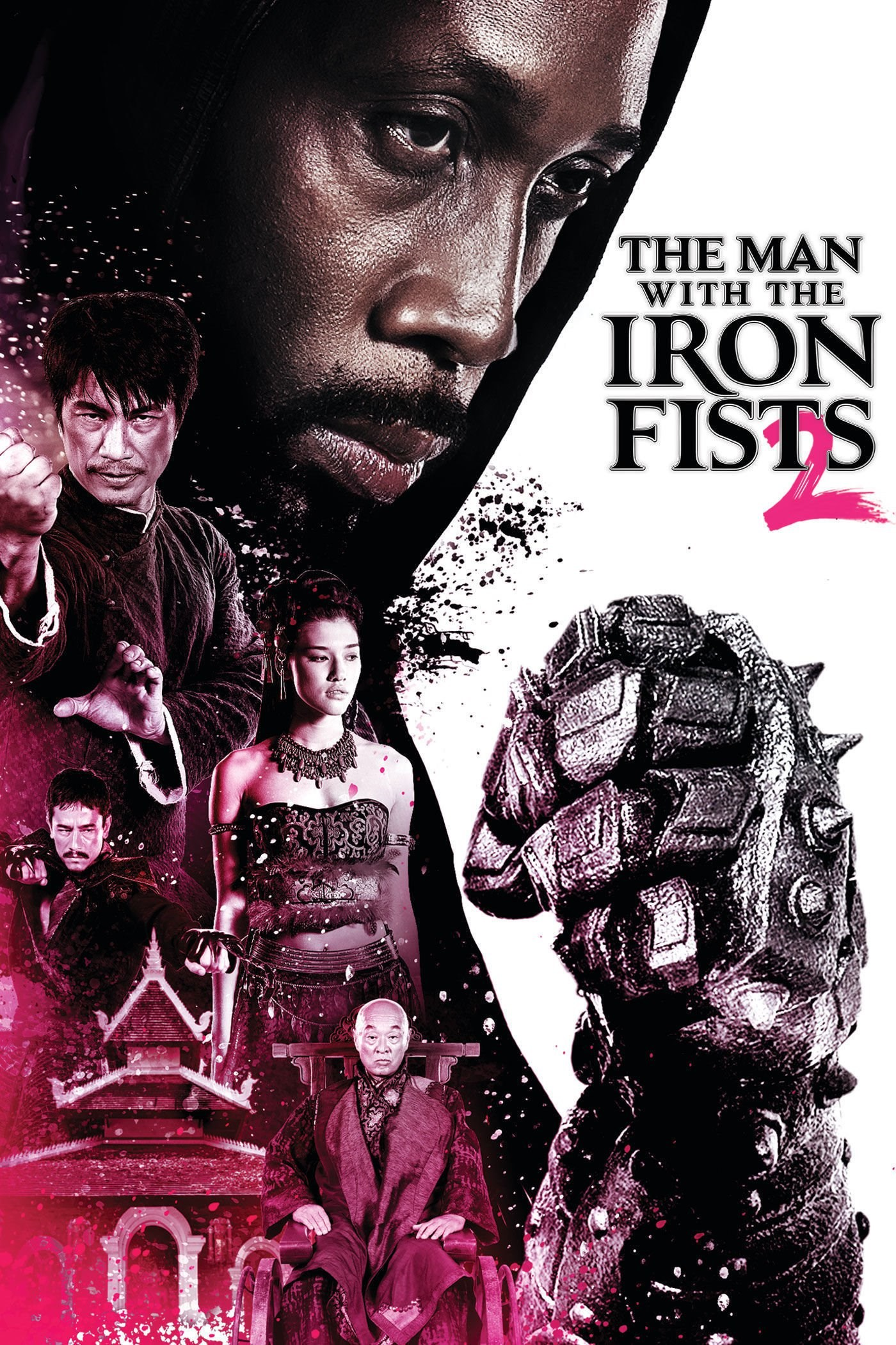 The man with the iron fists 2017 hdrip xvid resistance