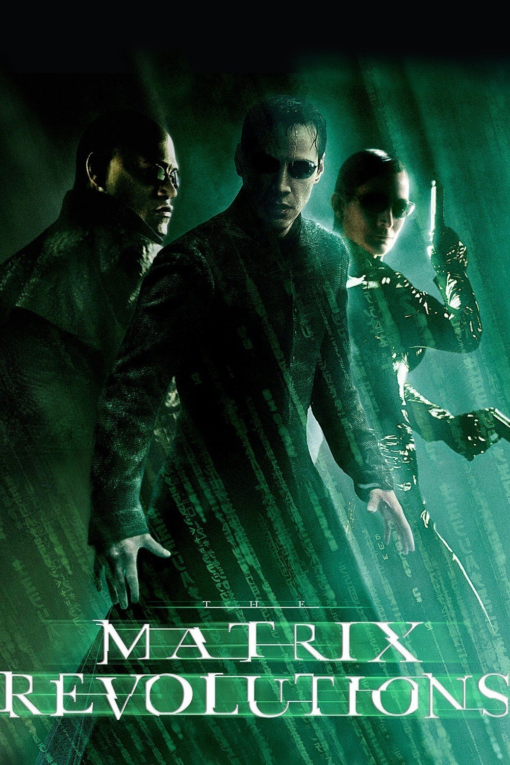 Image result for matrix revolutions