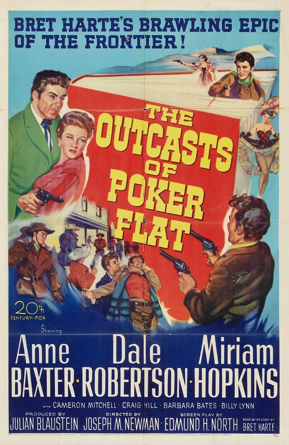 the outcasts of poker flat Find great deals on ebay for the outcasts of poker flat and alfred hitchcocks shop with confidence.