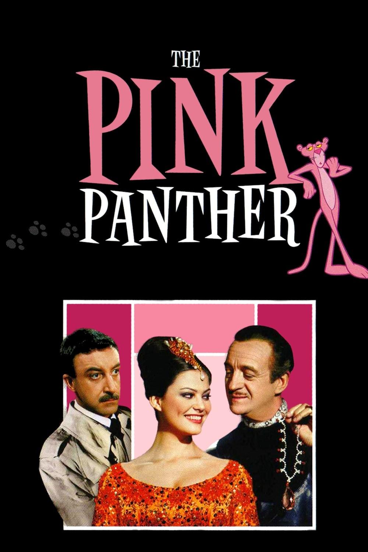 pink panther 1963
