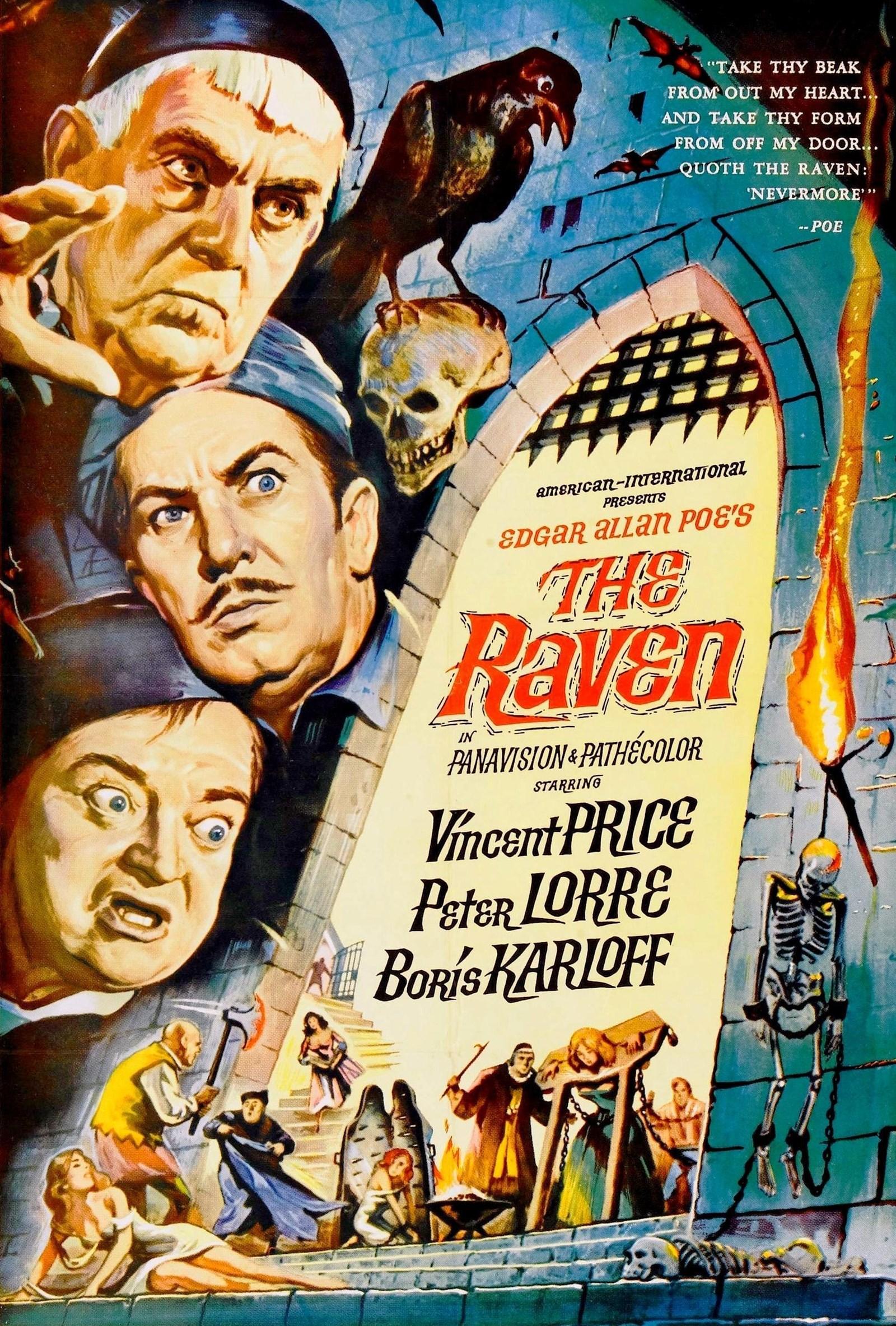 Subscene - Undertekster For The Raven-1475