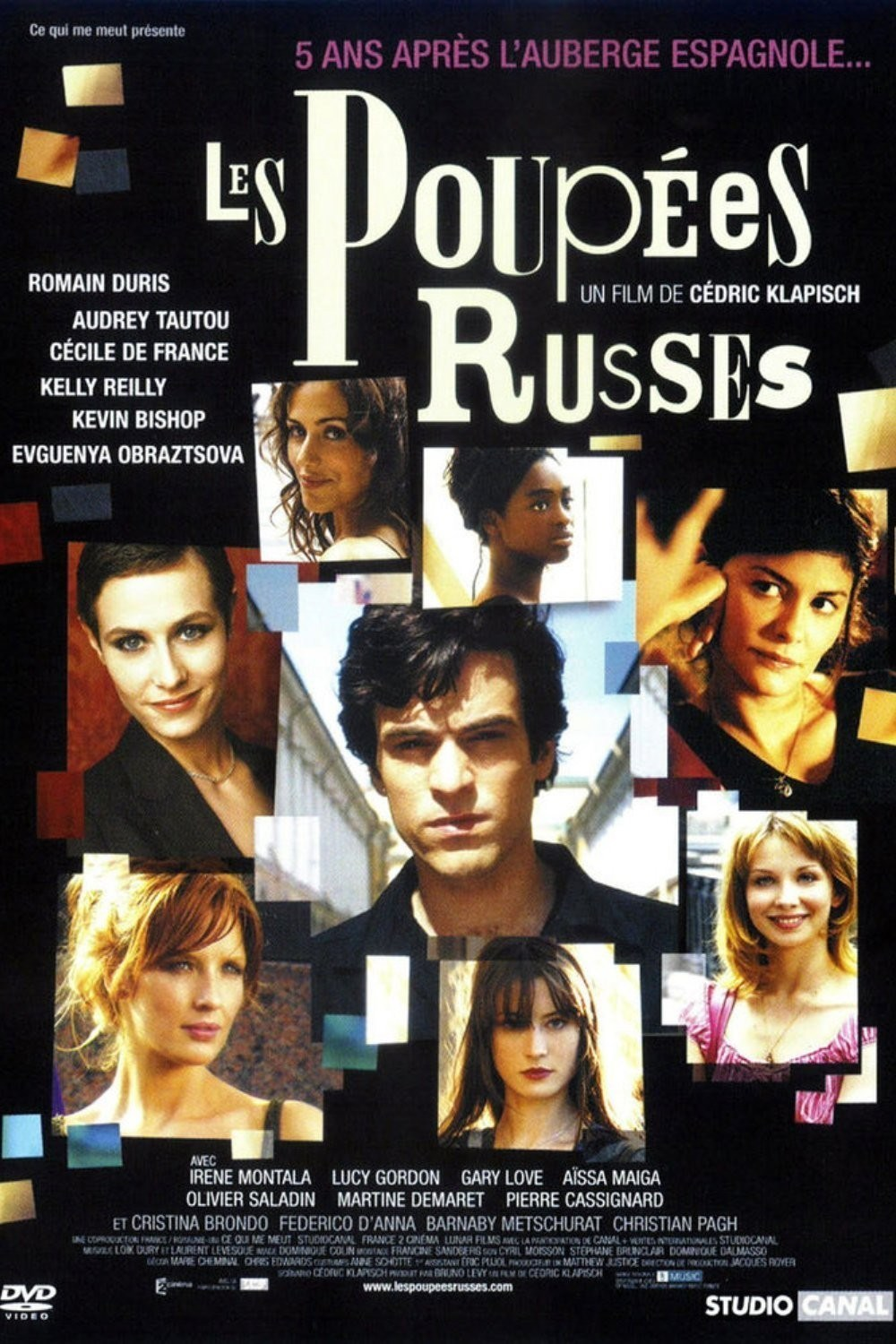 Subscene subtitles for the russian dolls les poup es for Poupee russe