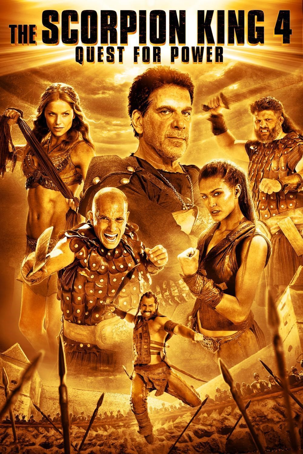 Subscene - The Scorpion King 4: Quest for Power Indonesian ...