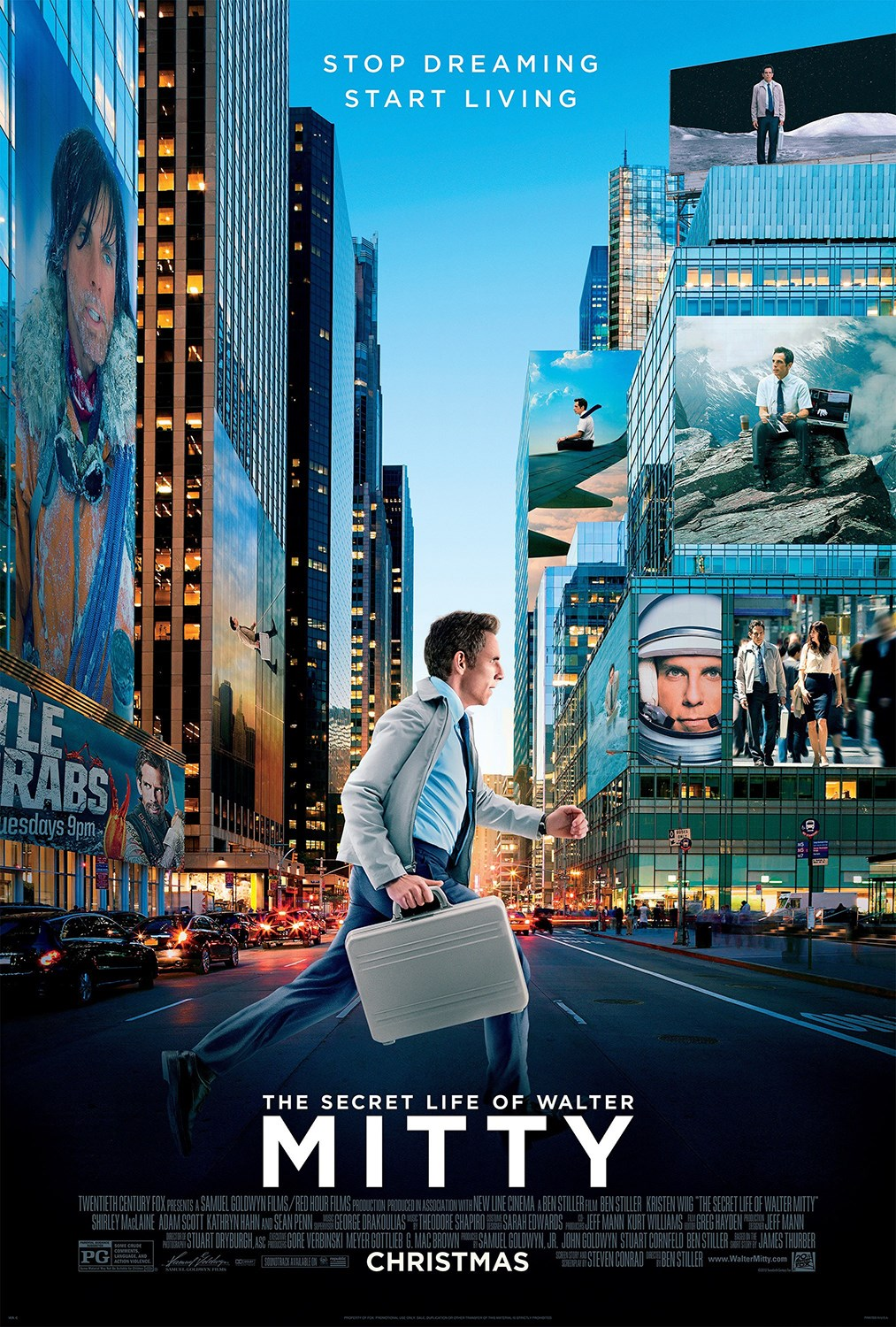 The secret life of walter mitty quizlet