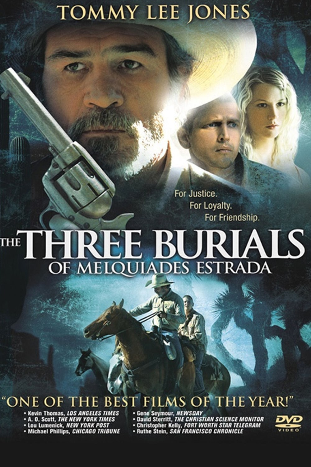the three burials of melquiades estrada When brash texas border officer mike norton (barry pepper) wrongfully kills and buries the friend and ranch hand of pete perkins (tommy lee jones), the latter is reminded of a promise he made to bury his friend, melquiades estrada (julio cesar cedillo), in his mexican home town.