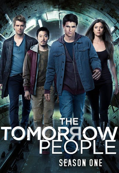 The Tomorrow People Saison 1 en Français