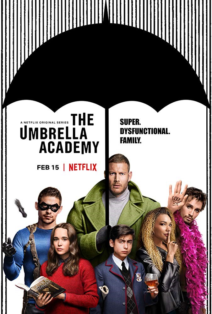 Subscene - Subtitles for The Umbrella Academy - First Season