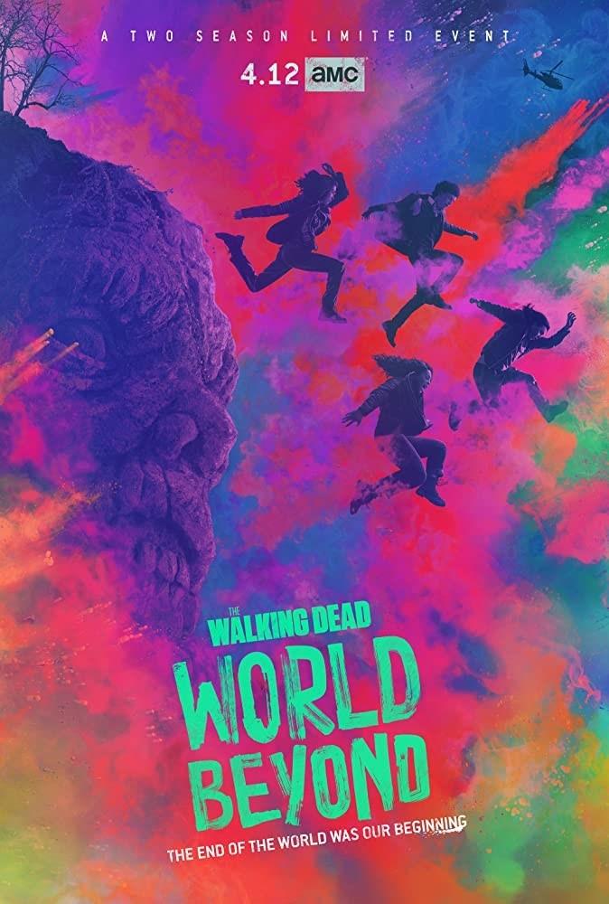 The Walking Dead: World Beyond : Season 1 Complete AMZN WEB-DL