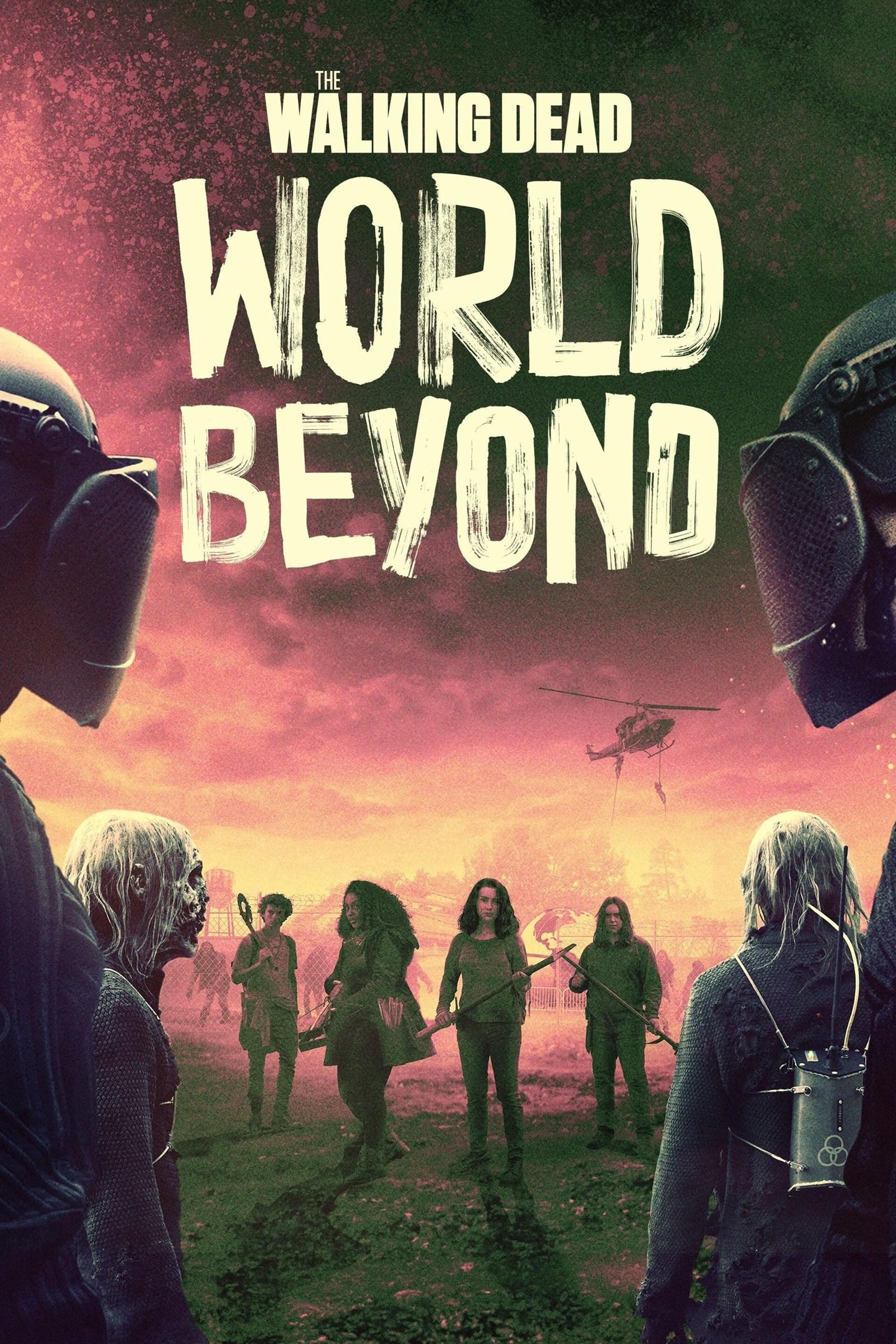 The Walking Dead: World Beyond Season 2 WEB-DL