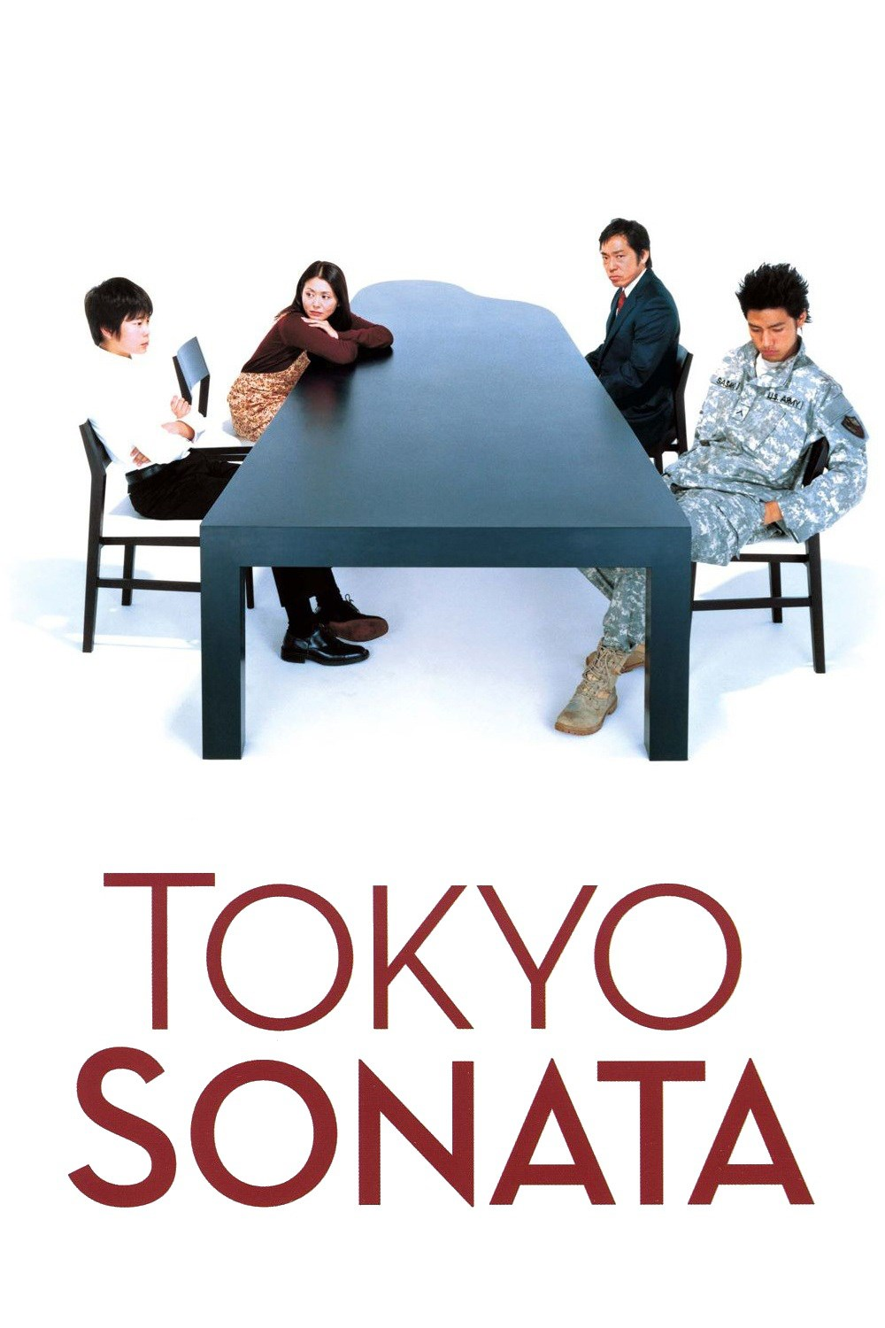 tokyo sonata Watch tokyo sonata - trailer 1 online get unlimited access to hulu's library choose limited or no commercials.