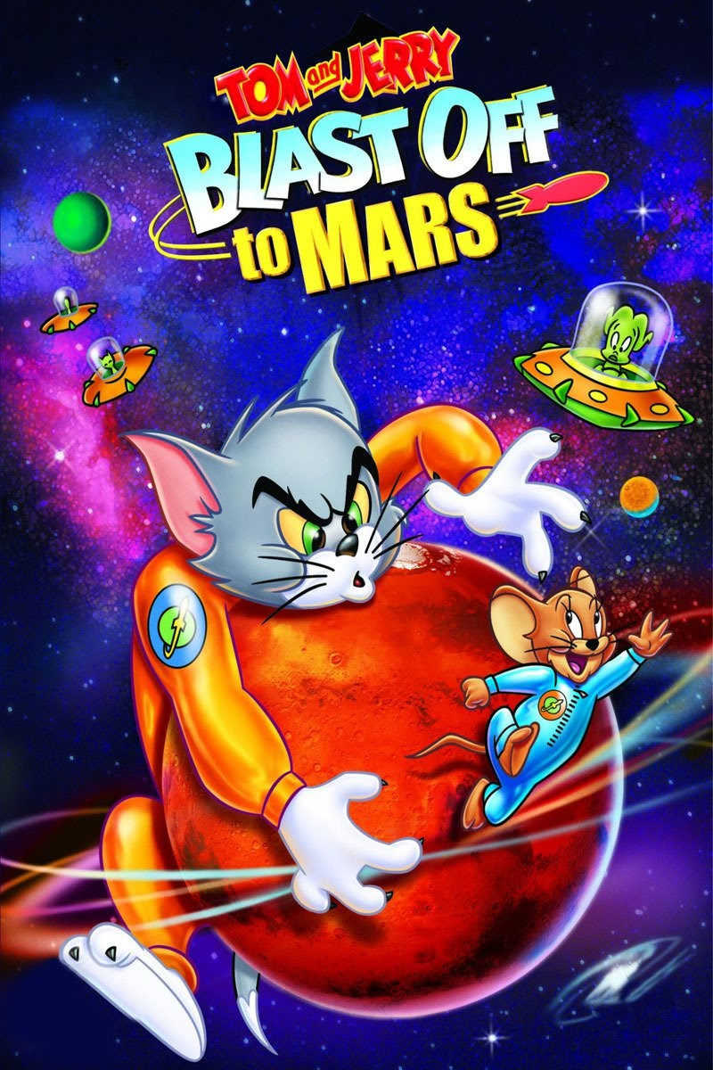 Subscene - Subtitles for Tom and Jerry Blast Off to Mars
