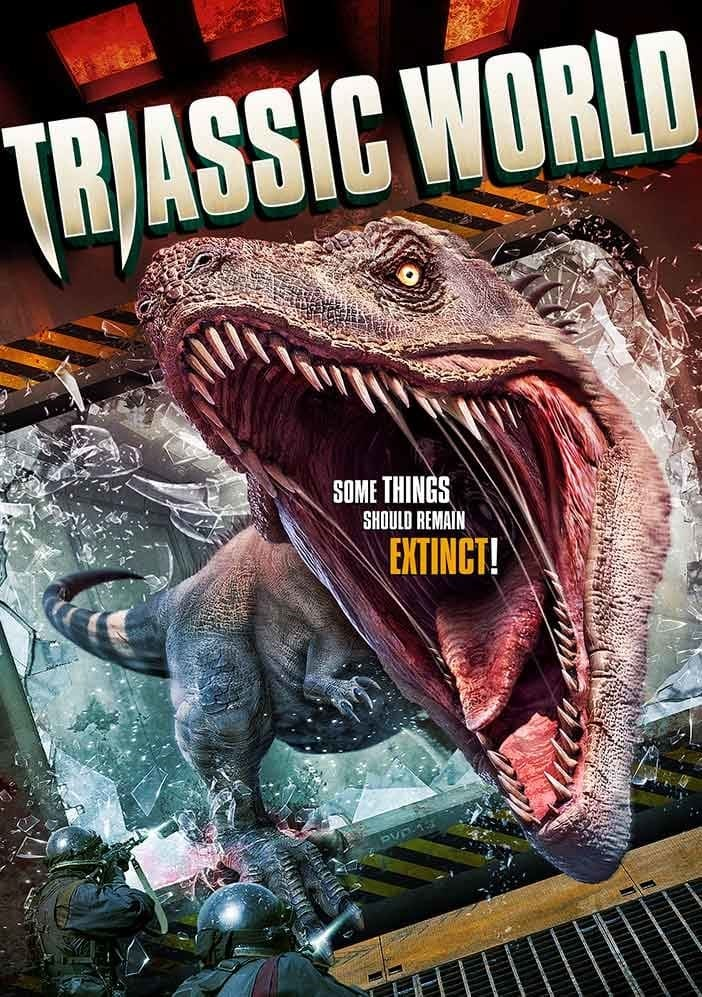 Triassic World (2018) – HDRip