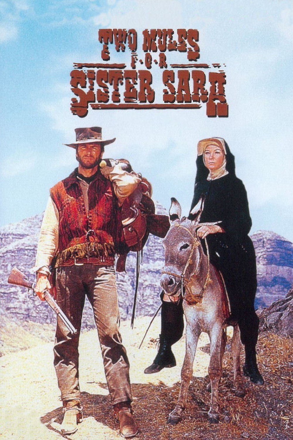 Two Mules For Sister Sara 1970